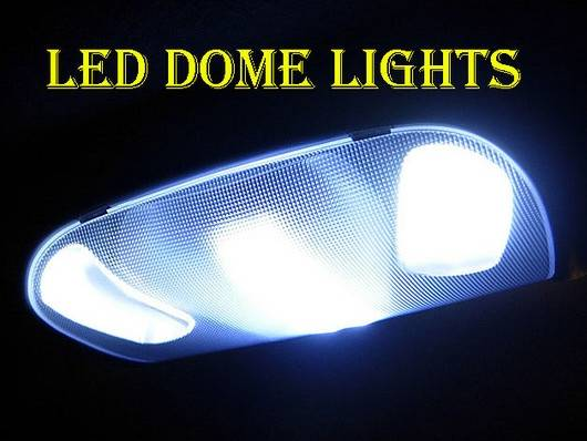 Ford F150 Recon Dome Light Set Led Replacement 264163