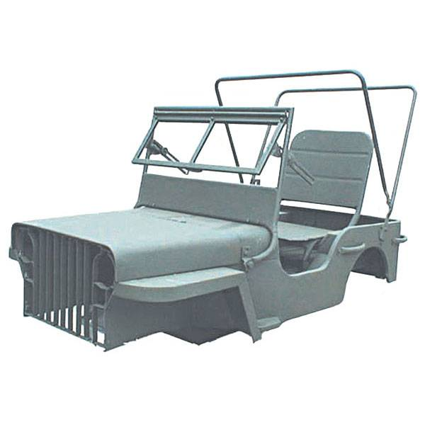 Omix Body Kit Steel For Mini Mb 12001 01