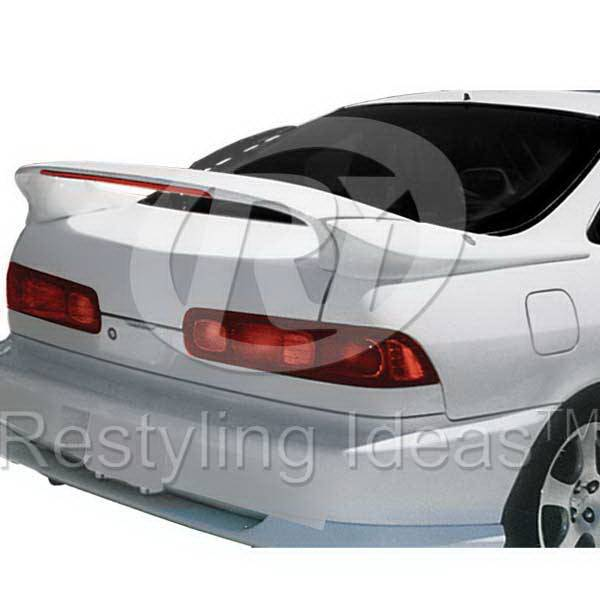 Acura Integra GS 2DR Restyling Ideas Spoiler