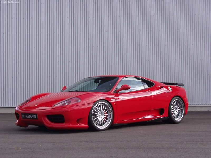 Ferrari 360 modena body kit