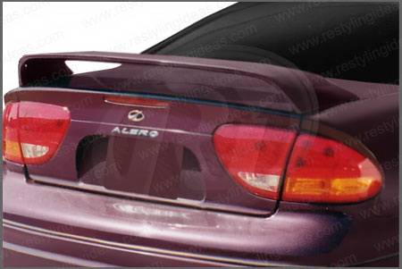 oldsmobile alero restyling ideas custom mid style spoiler 01 olal99cm oldsmobile alero restyling ideas custom