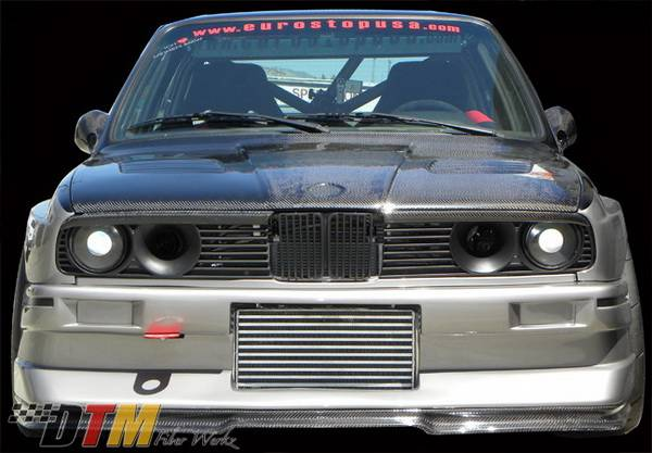 Bmw 3 Series Dtm Fiberwerkz Evo R Wide Body Kit E30 Evo R Wi