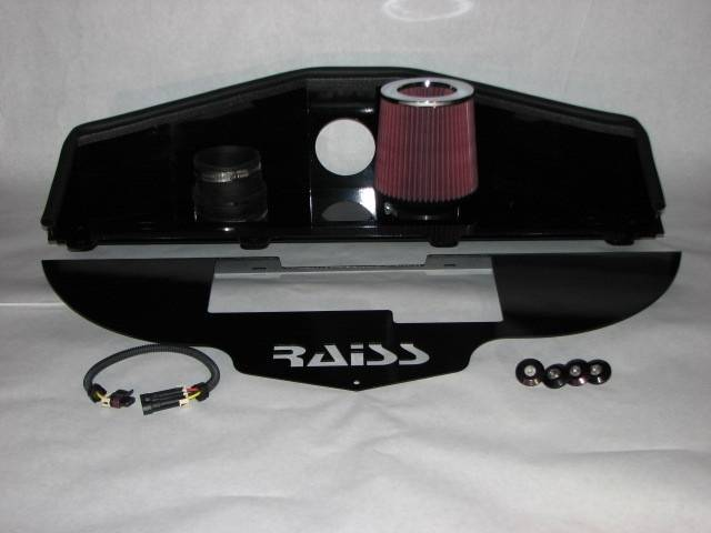 Chevrolet Impala Raiss Ram Air Intake System Gloss Black