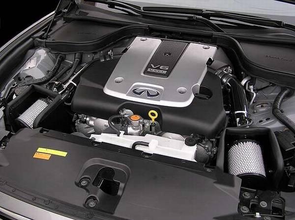 Infiniti G35 R2c Maxxflow Cold Air Intake System Cai10505