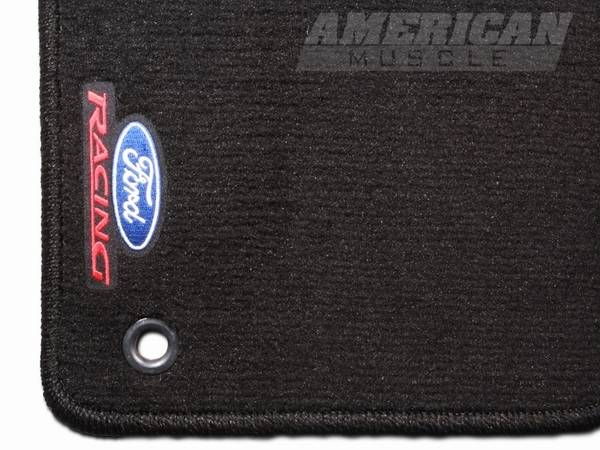 Ford Mustang Ford Racing Floor Mats 24032