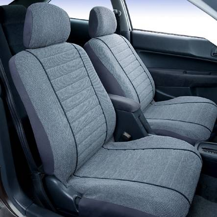 Nissan Frontier Seat Covers >> Nissan Frontier Saddleman Cambridge Tweed Seat Cover
