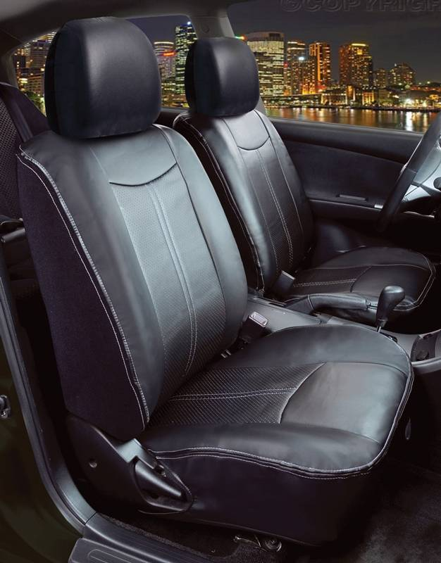 Acura Saddleman Leatherette Seat Cover