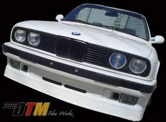 Bmw 3 Series Dtm Fiberwerkz Alpina Style Front Apron E30