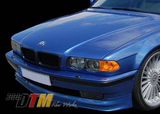 BMW Series DTM Fiberwerkz Alpina Style Front Lip E ALPINA S - Bmw e38 alpina for sale
