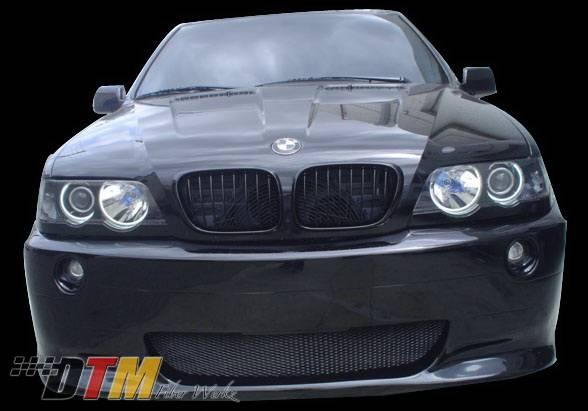 Bmw X5 Dtm Fiberwerkz M5 Style Front Bumper X5 E53 M5 St