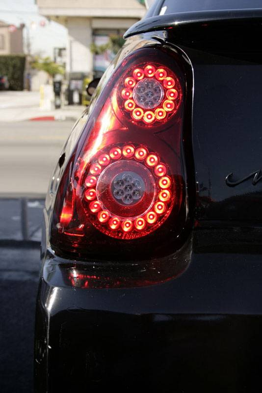 In Pro Carwear Chevrolet Monte Carlo Ipcw Taillights Led 1 Pair Ledt