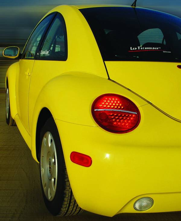 In Pro Carwear Volkswagen Beetle Ipcw Taillights Led 1 Pair Ledt