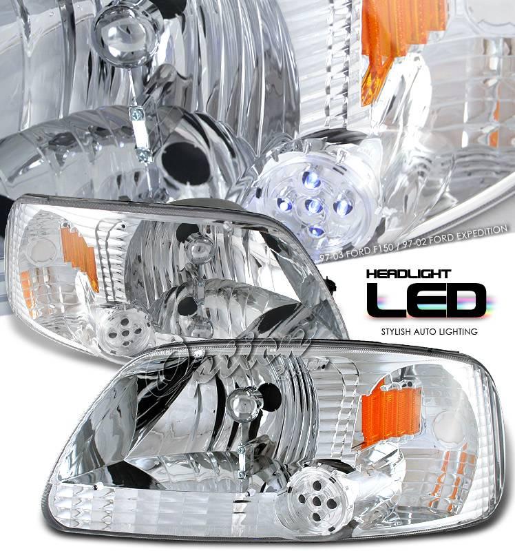 Ford F150 Option Racing Headlight
