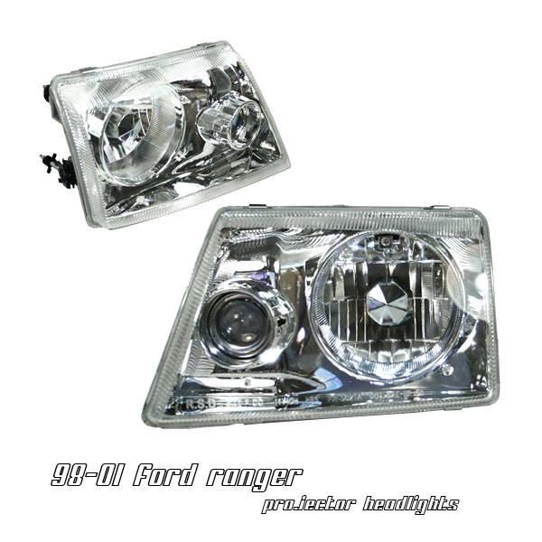 ford ranger option racing projector headlight 11 18178. Black Bedroom Furniture Sets. Home Design Ideas