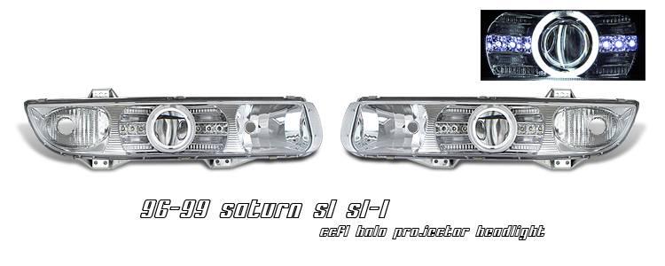 Optionracing Saturn Sl Option Racing Ccfl Projector Headlight 12 40127