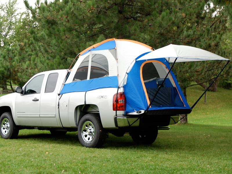 toyota tacoma napier 57 series sportz truck tent 57044. Black Bedroom Furniture Sets. Home Design Ideas