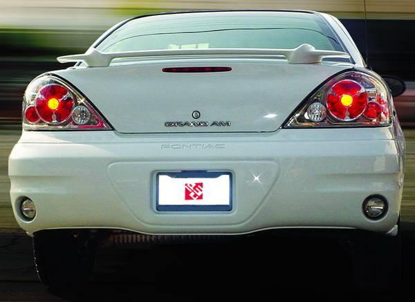 In Pro Carwear Pontiac Grand Am Ipcw Taillights Crystal Eyes 1 Pair