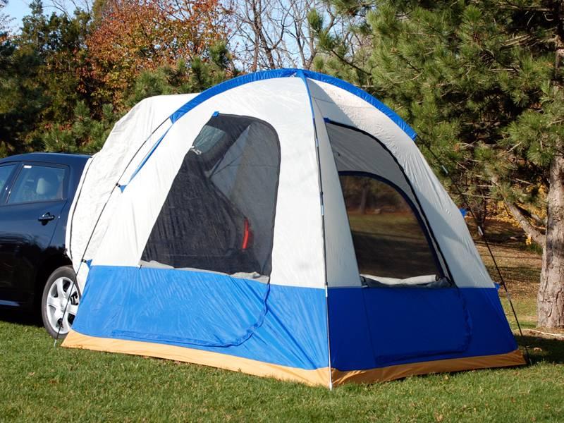 Was $337.99 & Chrysler PT Cruiser Napier Sportz Dome-To-Go Truck Tent - 86000