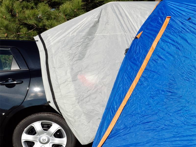Napier - Suzuki SX4 Napier Sportz Dome-To-Go Truck Tent - 86000 & Suzuki SX4 Napier Sportz Dome-To-Go Truck Tent - 86000