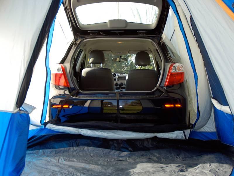 Nissan Rogue Accessories >> Nissan Versa Napier Sportz Dome-To-Go Truck Tent - 86000