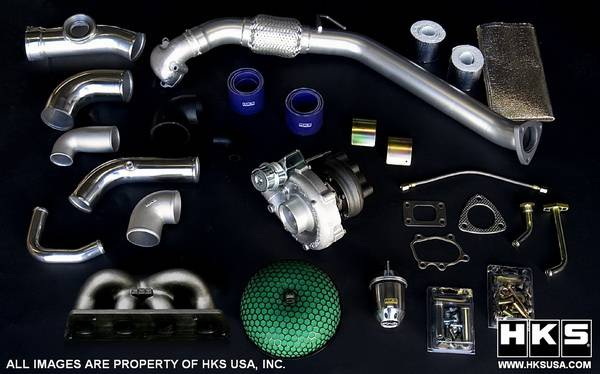 Honda Fit HKS BoltOn Turbo Kit  11001BH002