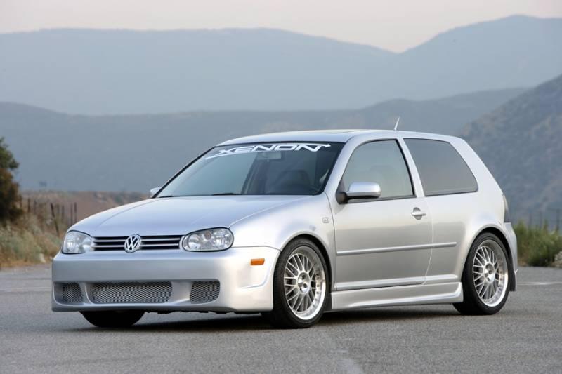 Volkswagen golf body styles