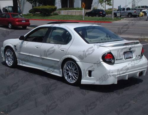 Nissan Maxima VIS Racing Kombat Full Body Kit ...