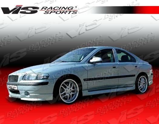 Volvo S60R For Sale >> Volvo S60 VIS Racing Spike Full Body Kit - 01VVS604DSPK-099