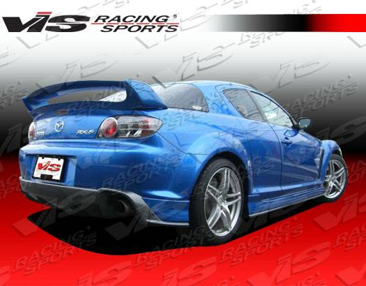 Mazda RX-8 VIS Racing Magnum Full Body Kit - 04MZRX82DMAG-099