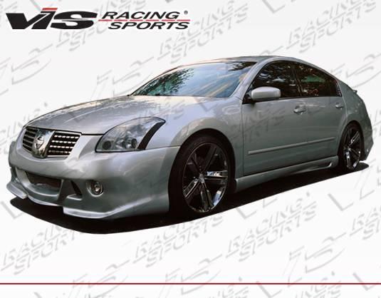 Nissan Maxima Vis Racing Vip Full Body Kit 04nsmax4dvip 099