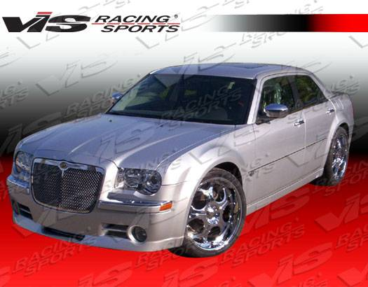 chrysler 300 vis racing vip full body kit 05cy300c4dvip 099. Black Bedroom Furniture Sets. Home Design Ideas