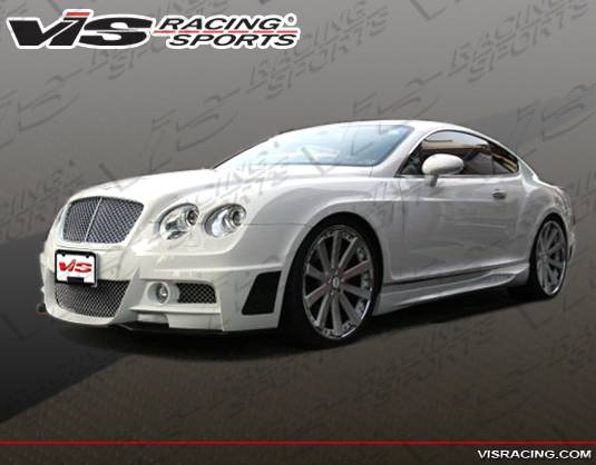 F on 2005 Bentley Continental Gt Front Bumper