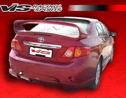 Toyota Corolla Vis Racing Ams Full Body Kit 09tycor4dams 099