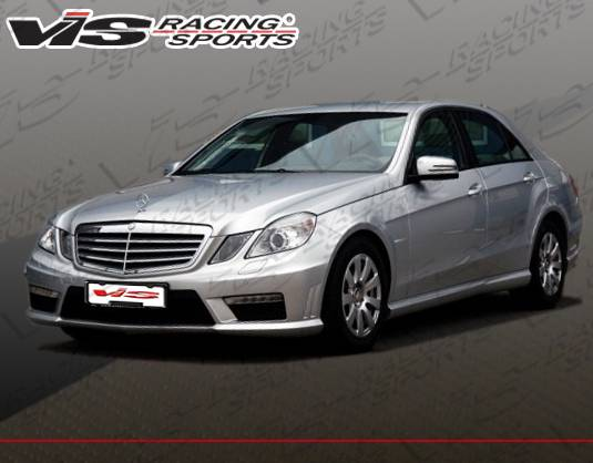 Mercedes benz e class vis racing e63 style full body kit for Mercedes benz body styles