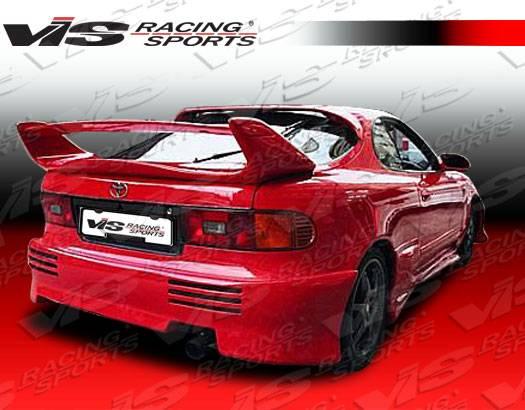 Toyota Celica VIS Racing Invader Full Body Kit ...