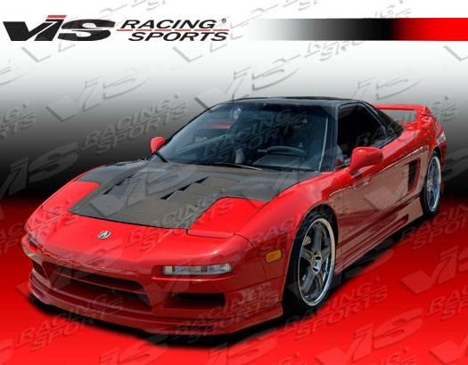 acura nsx vis racing techno r full body kit 91acnsx2dtnr 099. Black Bedroom Furniture Sets. Home Design Ideas