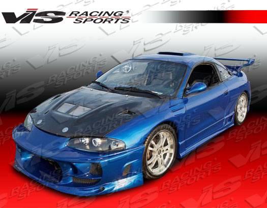 Mitsubishi Eclipse Vis Racing Ballistix 1 Full Body Kit