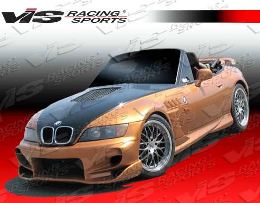 Bmw Z3 Vis Racing Invader Full Body Kit 96bmz32dinv 099