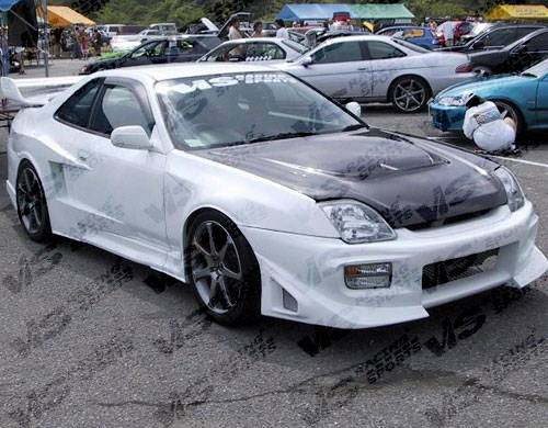 honda prelude vis racing titanic widebody full body kit. Black Bedroom Furniture Sets. Home Design Ideas