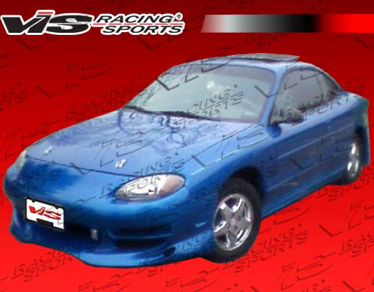 Vis Racing Ford Zx2 Ballistix Full Body Kit 98fdzx22dbx 099