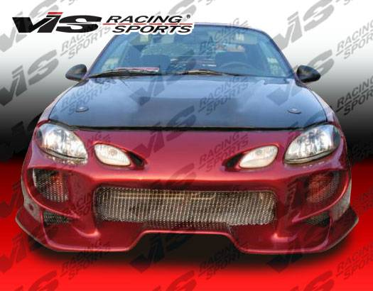 Vis Racing Ford Zx2 Invader 2 Full Body Kit 98fdzx22dinv2 099