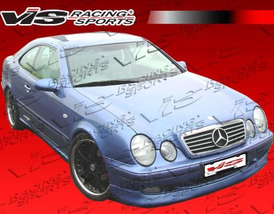 Mercedes benz clk vis racing c tech full body kit for Mercedes benz clk body kit