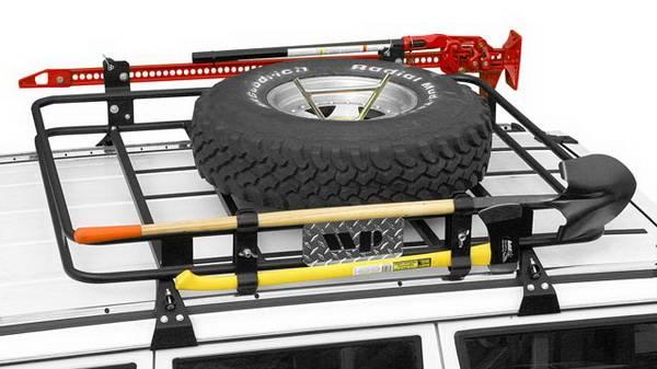 Shop for Jeep CJ7 Cargo Racks on Bodykits.com