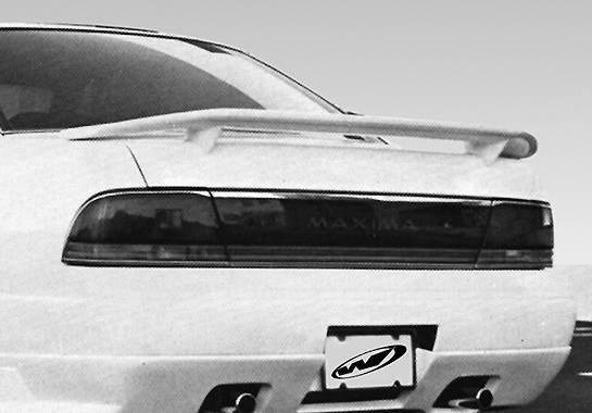 Custom Nissan Maxima >> Nissan Maxima Vis Racing Custom Style Wing Without Light