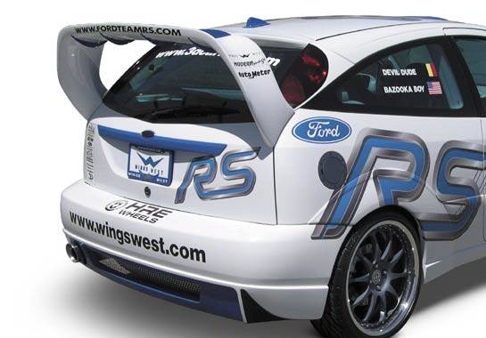 Ford Focus Wagon Vis Racing Zx3 Wrc Wing 591590