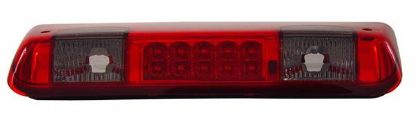 Anzo USA 531016 Ford F-150 LED Red//Smoke Third Brake Light Assembly