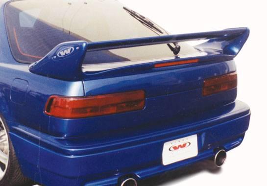 Acura Integra DR VIS Racing Adjustable Commando Style Wing With - Acura integra spoiler