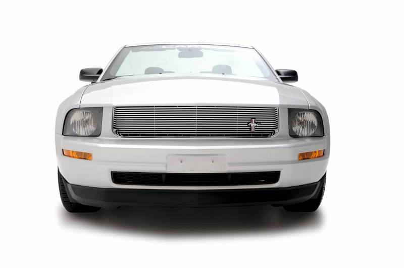 Billy Craft Honda >> Ford Mustang 3dCarbon Chrome Billet Style Grille - 691047