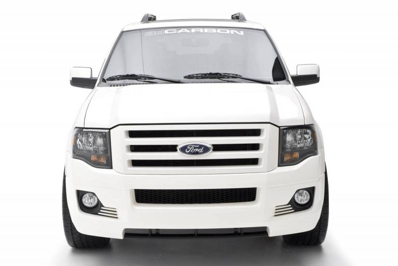 Billy Craft Honda >> Ford Expedition 3dCarbon Front Bumper Replacement - 691256