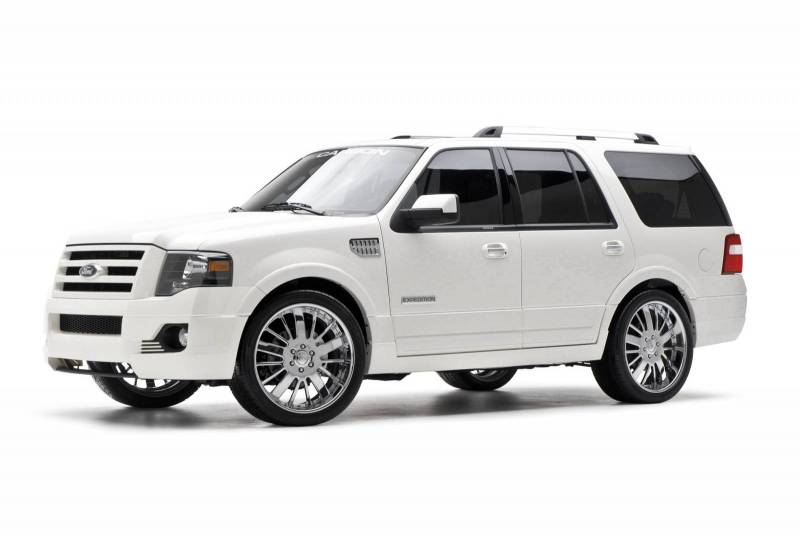 Billy Craft Honda >> Ford Expedition 3dCarbon Body Kit - 5PC - 691260